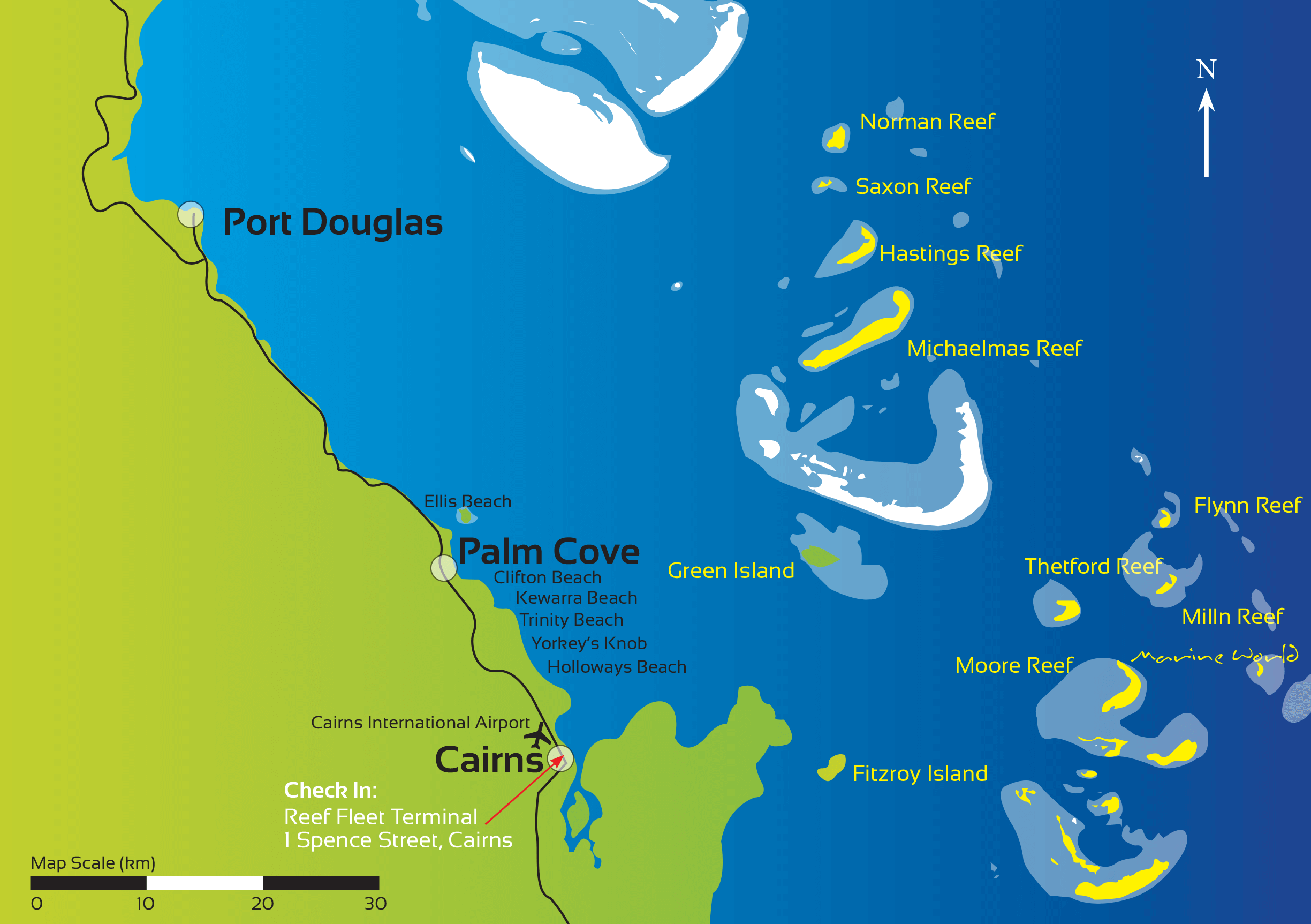 Great Barrier Reef Charter - Dreamtime Dive & Snorkel