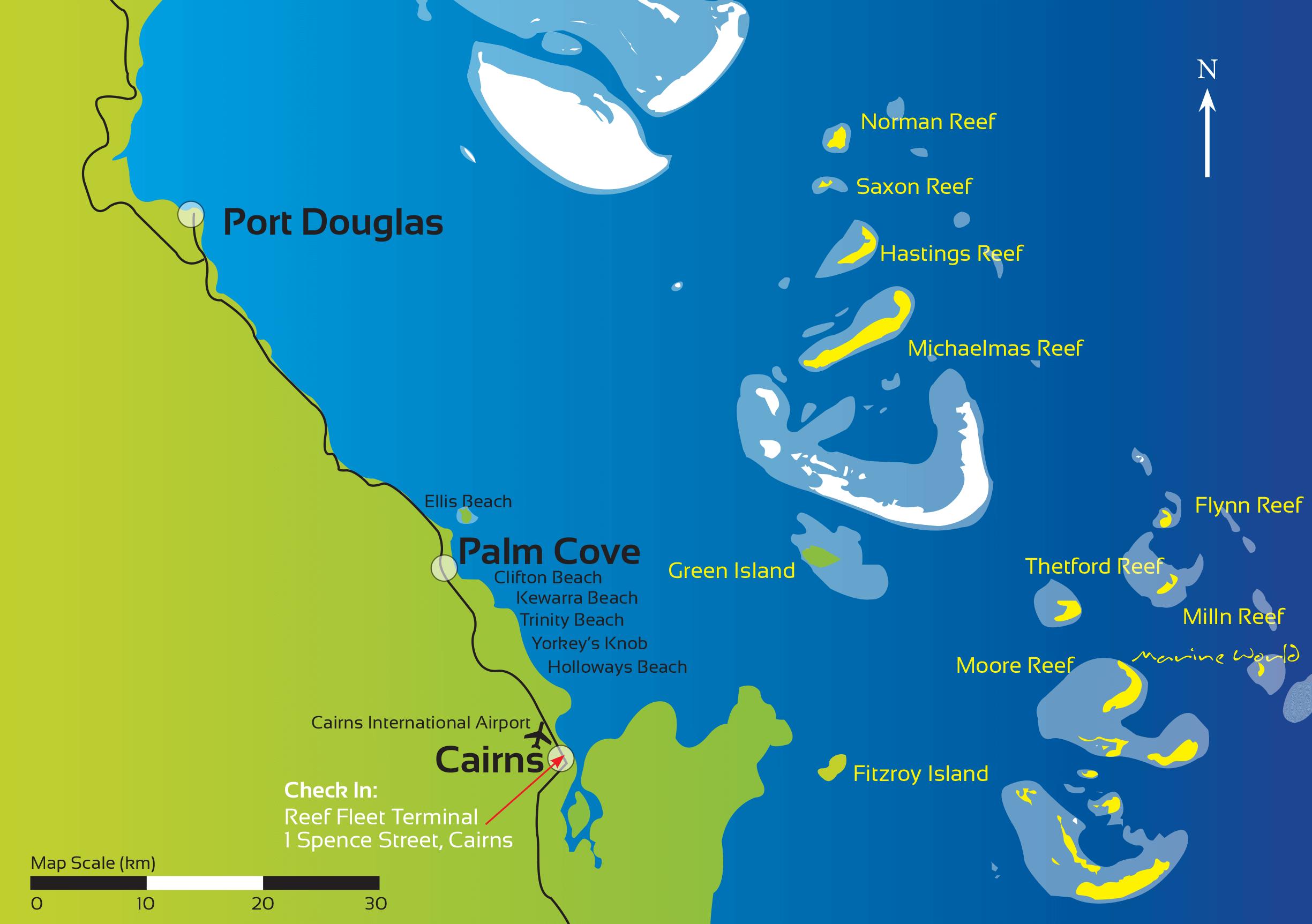 Great Barrier Reef Charter - Dreamtime Dive & Snorkel